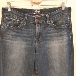 Lucky Brand Perfectly Worn Jeans